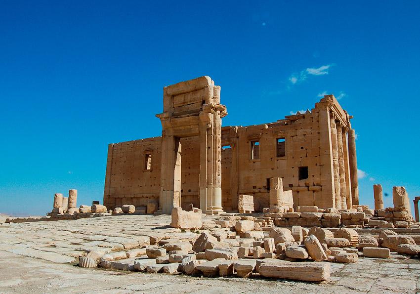 Siria, uno de los peores países para viajar solo