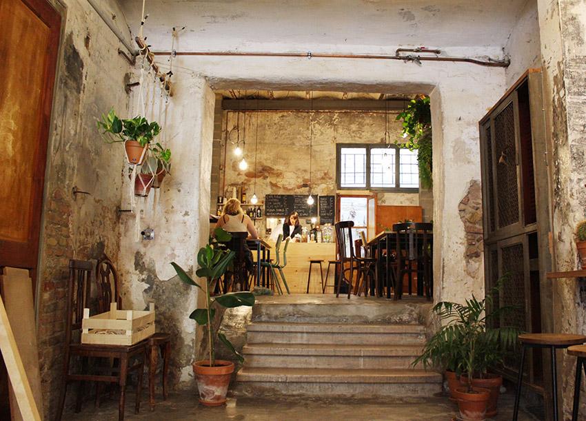 Espai Joliu, uno de los lugares secretos para hípsters en Barcelona
