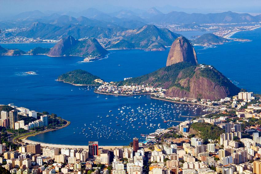 Ciudad de Río de Janeiro, uno de los planes gratis en Río de Janeiro