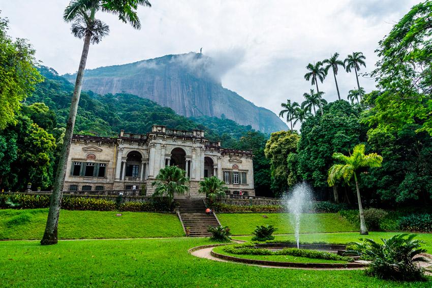 Parque Nacional de la Tujica, uno de los planes gratis en Río de Janeiro