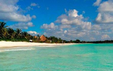 Playas tranquilas en México donde relajarse