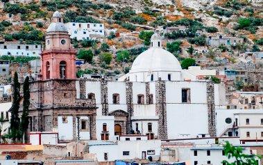 Pueblos escondidos en México: Real de Catorce