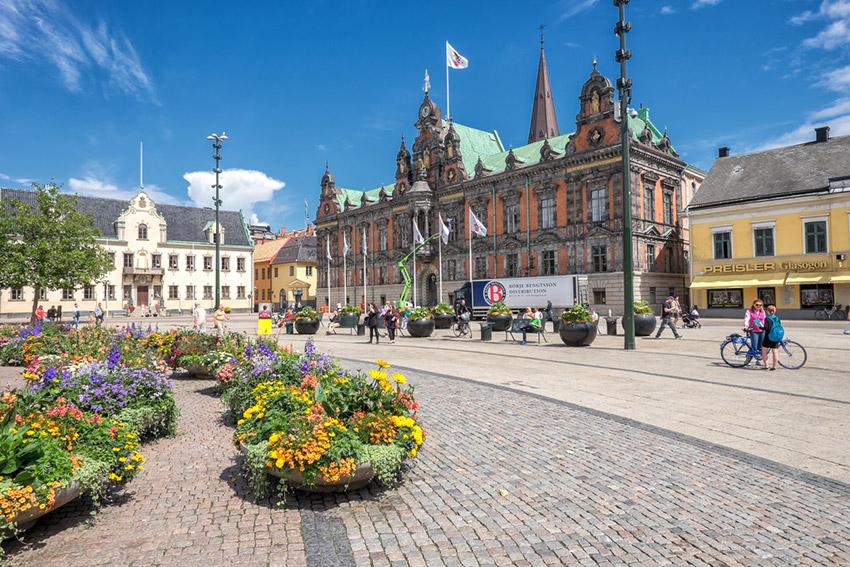 Malmö, uno de los destinos que debes conocer en bicicleta