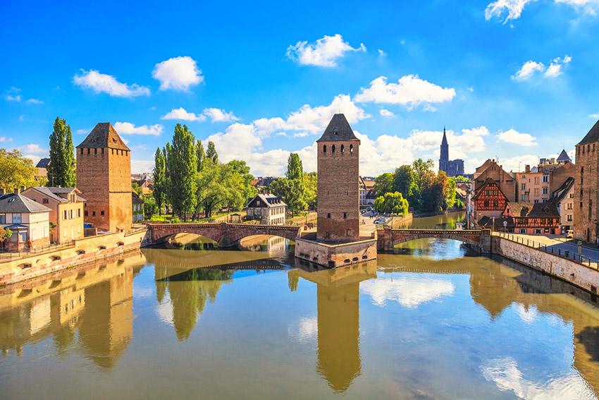 Estrasburgo, uno de los destinos que debes conocer en bicicleta