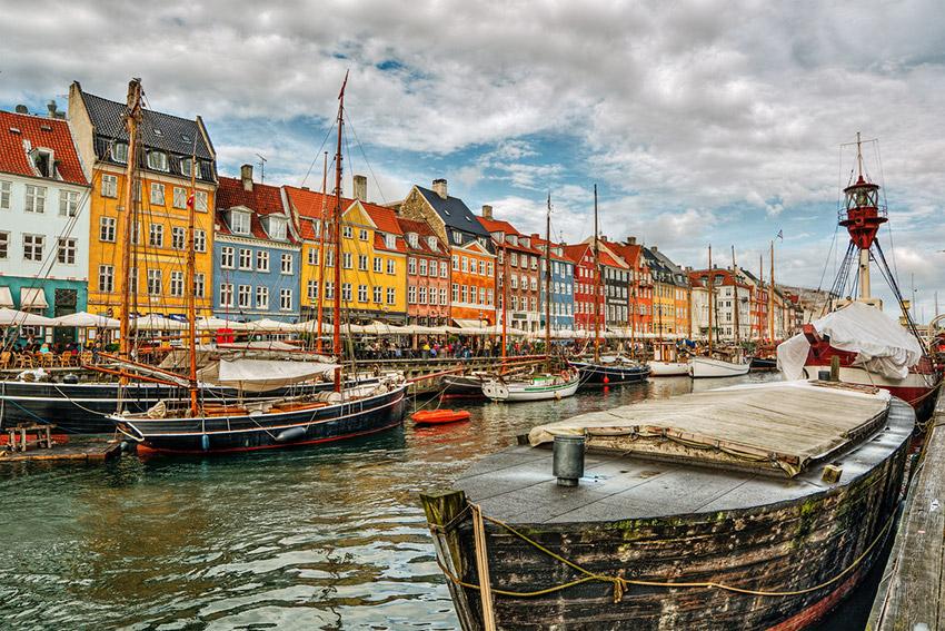 Copenhague, uno de los destinos que debes conocer en bicicleta
