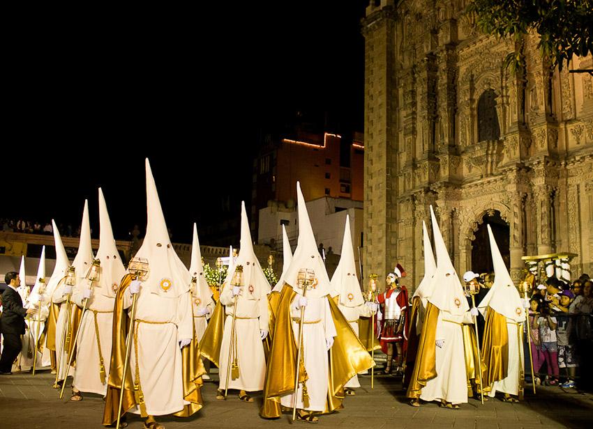 san Luís Potosí, uno de los destinos para vivir la Semana Santa en México