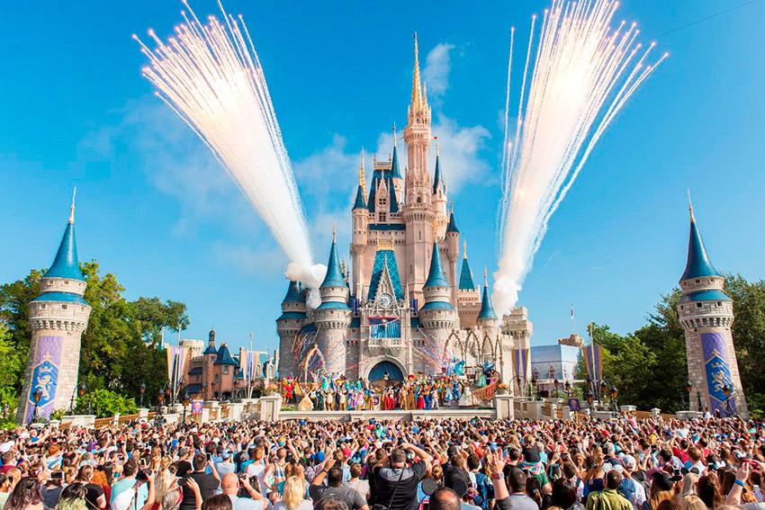 Una de las cosas que no debes hacer en Disney World