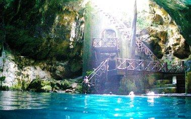 Cenotes ocultos en Cuzamá que te encantará descubrir