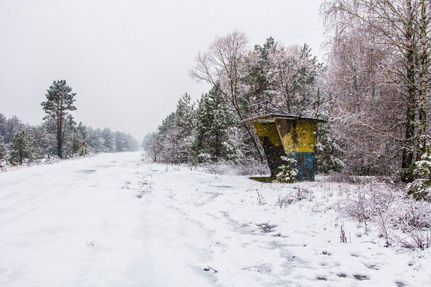 Prípiat, una de las ciudades fantasma de la Unión Soviética