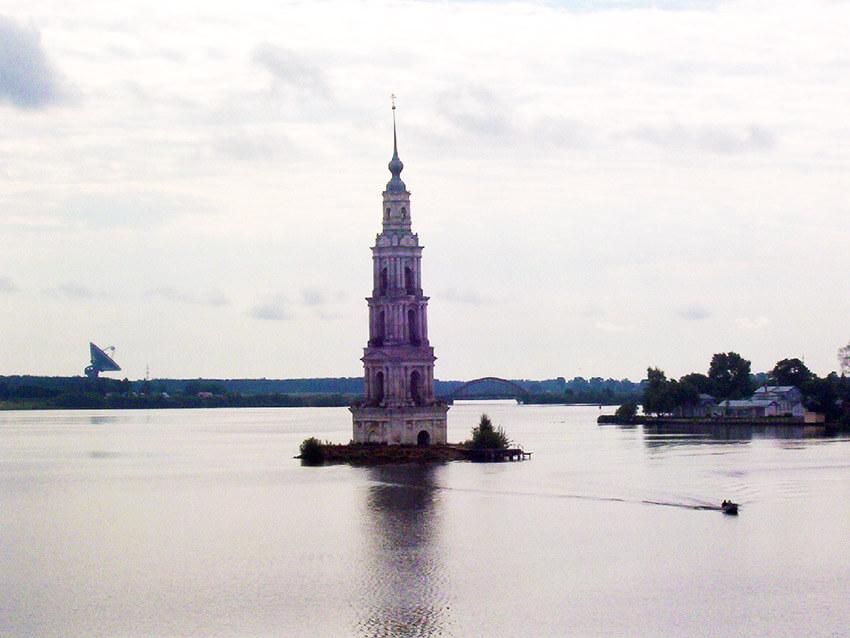 Mologa, una de las ciudades fantasma de la Unión Soviética