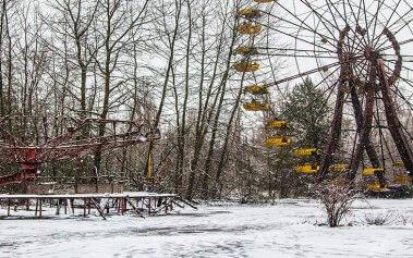 Ciudades fantasma de la Unión Soviética
