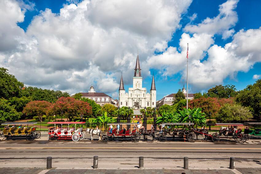 Nueva Orleans, uno de los destinos alternativos a los más turísticos