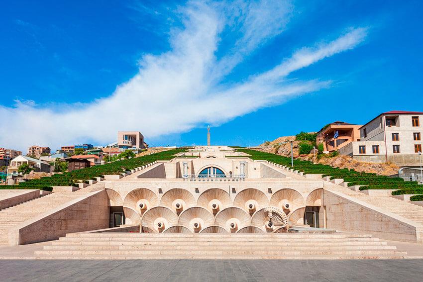 Yerevan, uno de los destinos alternativos a los más turísticos