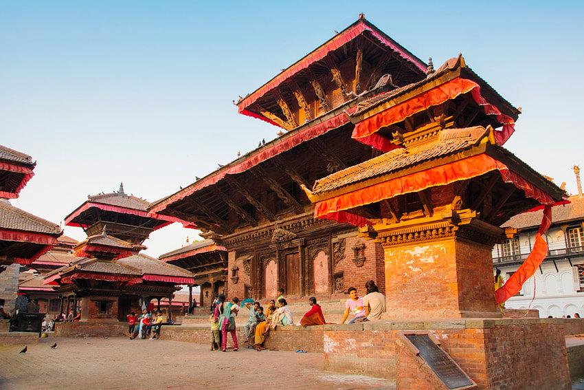 Katmandú, uno de los destinos alternativos a los más turísticos