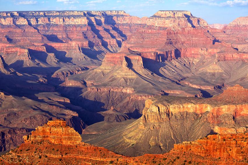 Gran Cañón del Colorado, una de las maravillas naturales del mundo