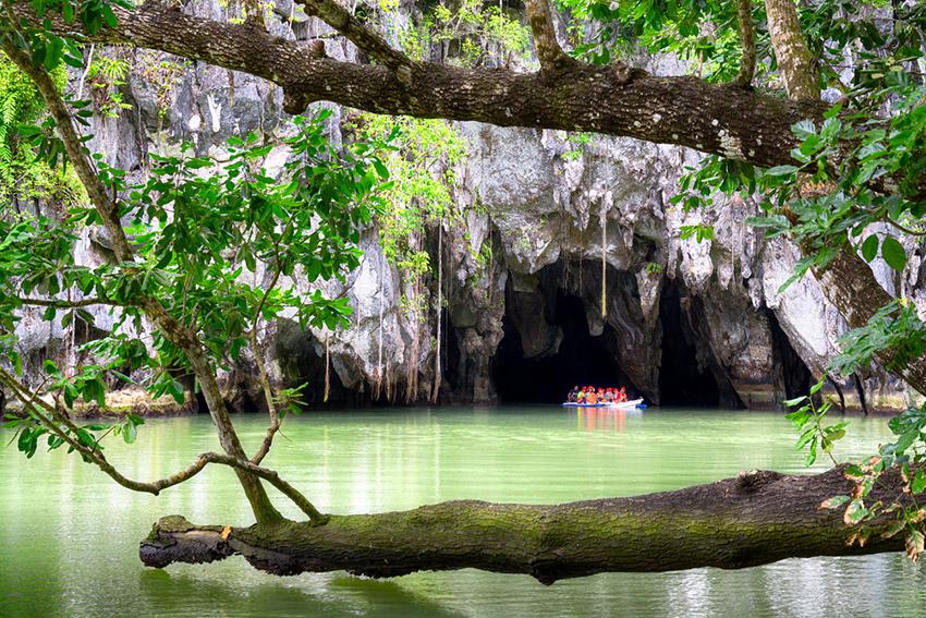 Río Subterráneo de Puerto Princesa, una de las maravillas naturales del mundo