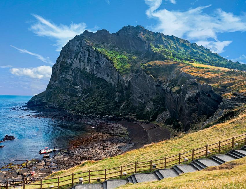 Isla Jeju, una de las maravillas naturales del mundo