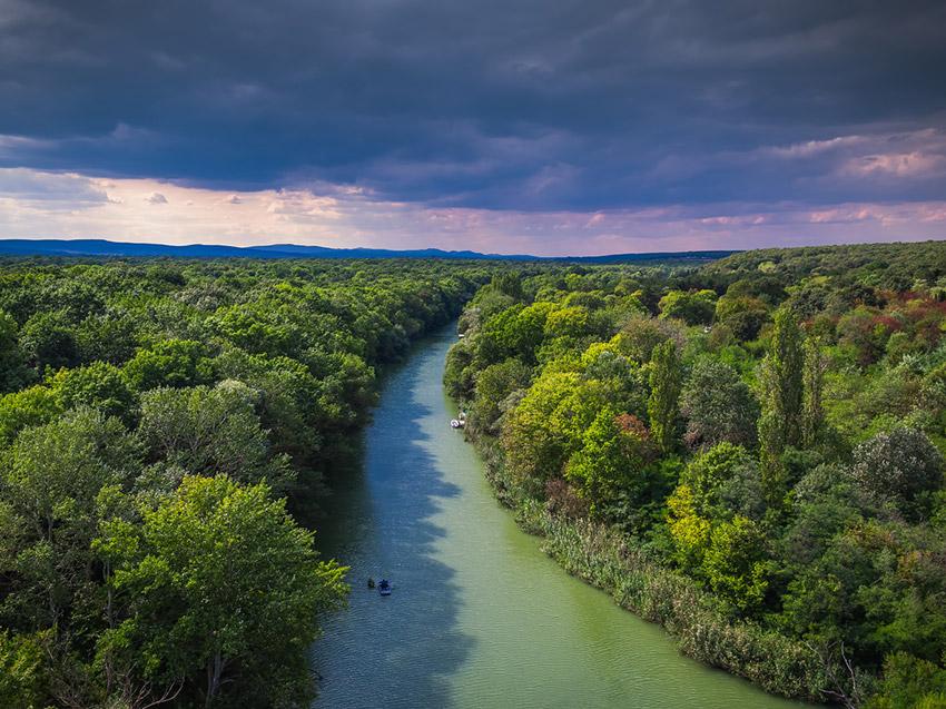 Selva Amazónica, una de las maravillas naturales del mundo