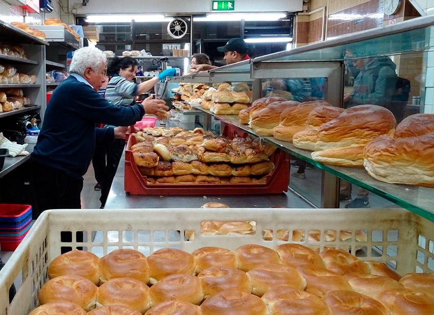 Beigel Bake, uno de los lugares donde comer barato en Londres