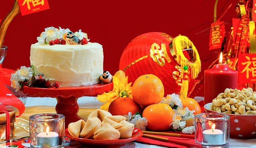 Dulces para el Año Nuevo Chino que debes probar