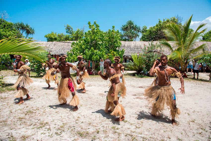 Tribu de Vanuatu, uno de los lugares donde existe una de las lenguas del mundo a punto de desaparecer