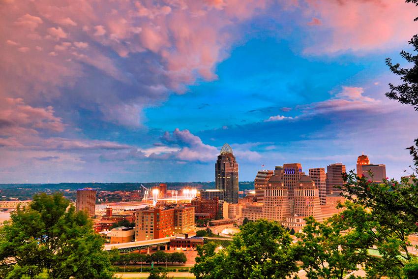 Cincinnati, uno de los destinos atípicos de Estados Unidos