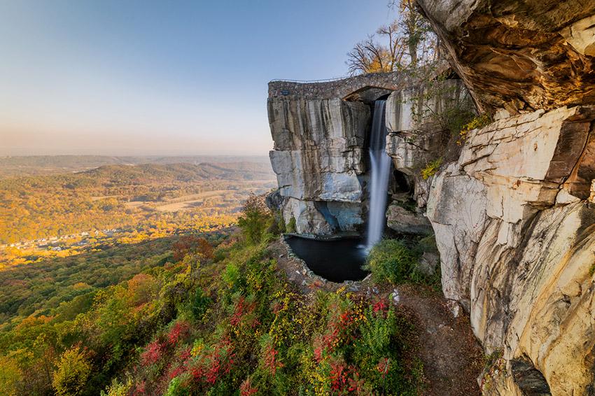 Chattanooga, uno de los destinos atípicos de Estados Unidos