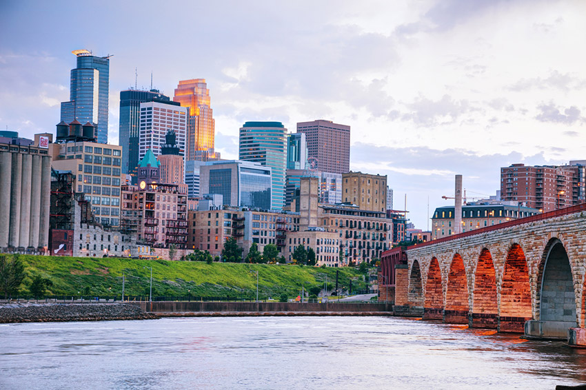 Minneapolis, uno de los destinos atípicos de Estados Unidos