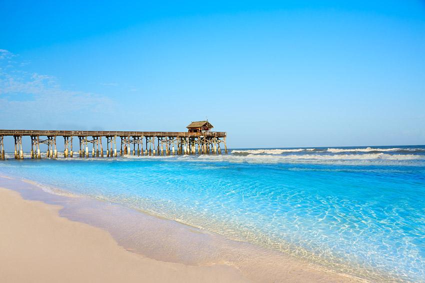 Cocoa Beach, uno de los destinos atípicos de Estados Unidos