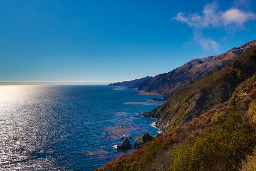 Costa Norte de California, uno de los destinos atípicos de Estados Unidos