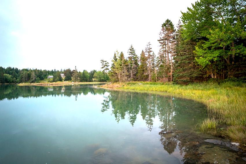 Costa Central de Maine, uno de los destinos atípicos de Estados Unidos