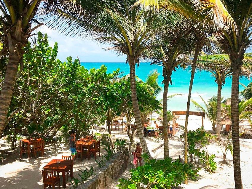 Hotel Dos Ceibas, uno de los mejores hoteles para viajar solo
