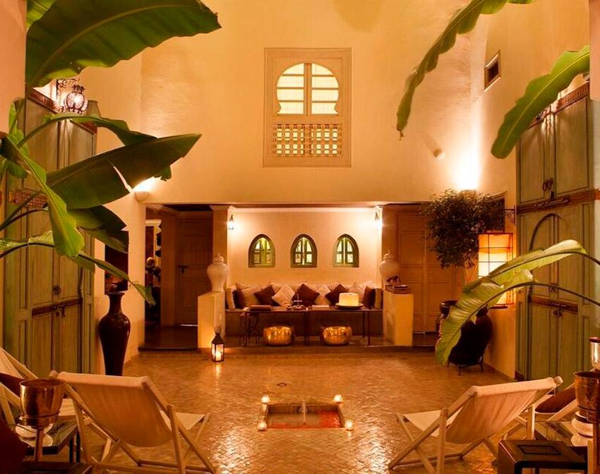 Riad Abracadabra, uno de los mejores hoteles para viajar solo