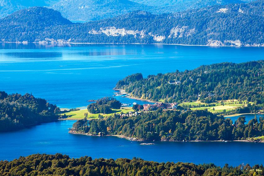 Colonia Suiza, uno de los lugares cerca de Bariloche