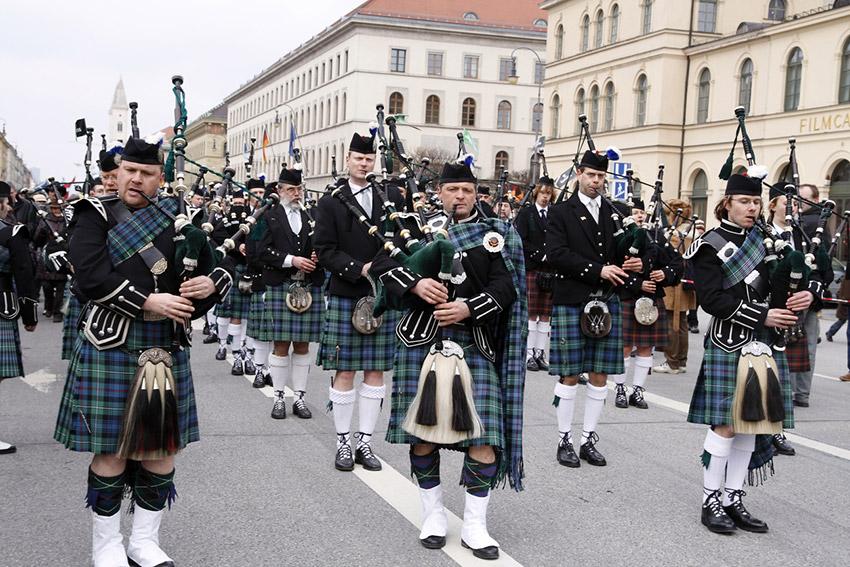 Múnich, uno de los lugares donde celebrar San Patricio