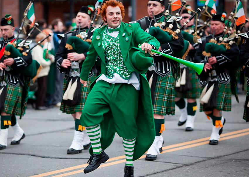 Boston, uno de los lugares donde celebrar San Patricio