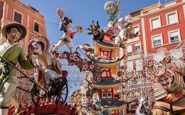 Lugares para celebrar las Fallas de Valencia