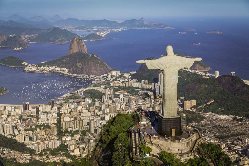 Río de Janeiro, uno de los lugares donde viajar con tu hermana