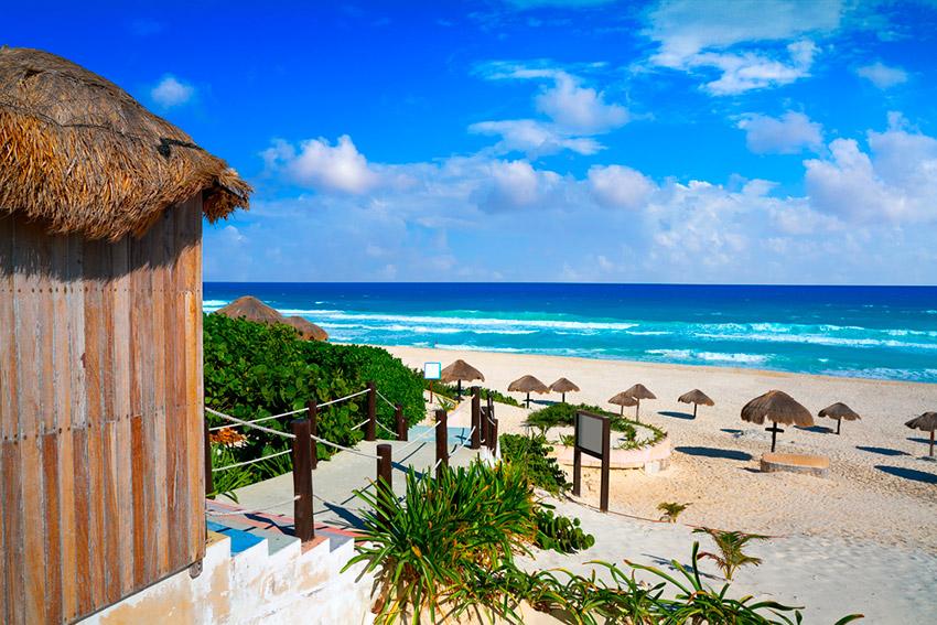 Cancún, uno de los lugares donde viajar con tu hermana