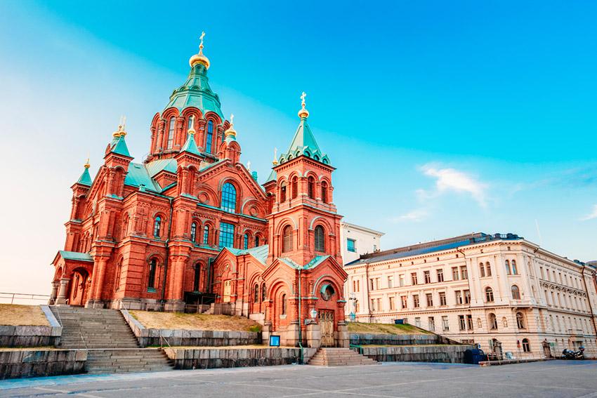 Helsinki, uno de los lugares donde viajar con tu hermana