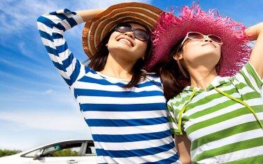 8 lugares donde viajar con tu hermana