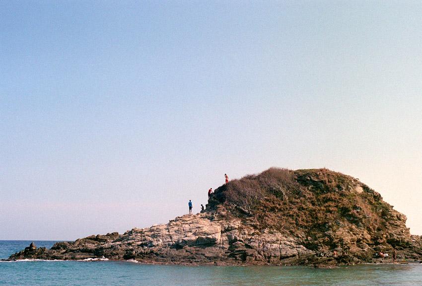 Mazunte, una de las playas donde practicar yoga en México