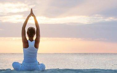 Playas donde practicar yoga en México