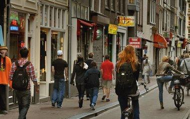 Sitios secretos en Ámsterdam: Oude Hoogstraat