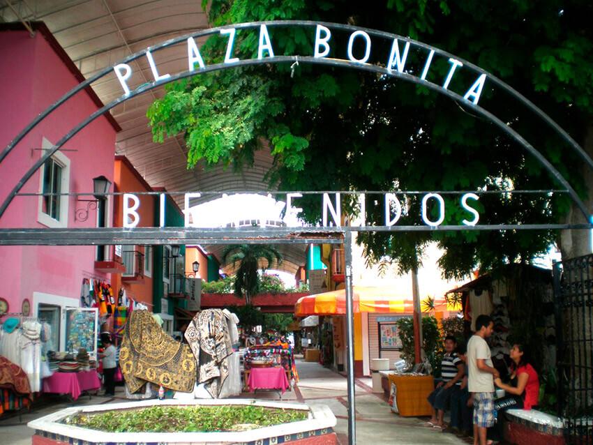 Mercado 28, un lugar para un mochilero en Cancún