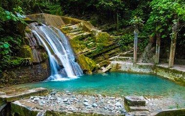 Naturaleza salvaje en México: Las Pozas de San Luís Potosí