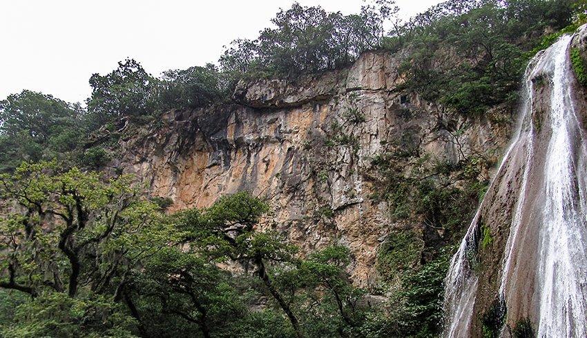 Naturaleza salvaje en México: las cascadas de Nuevo León