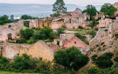 Pueblos escondidos en México: Mineral de Pozos