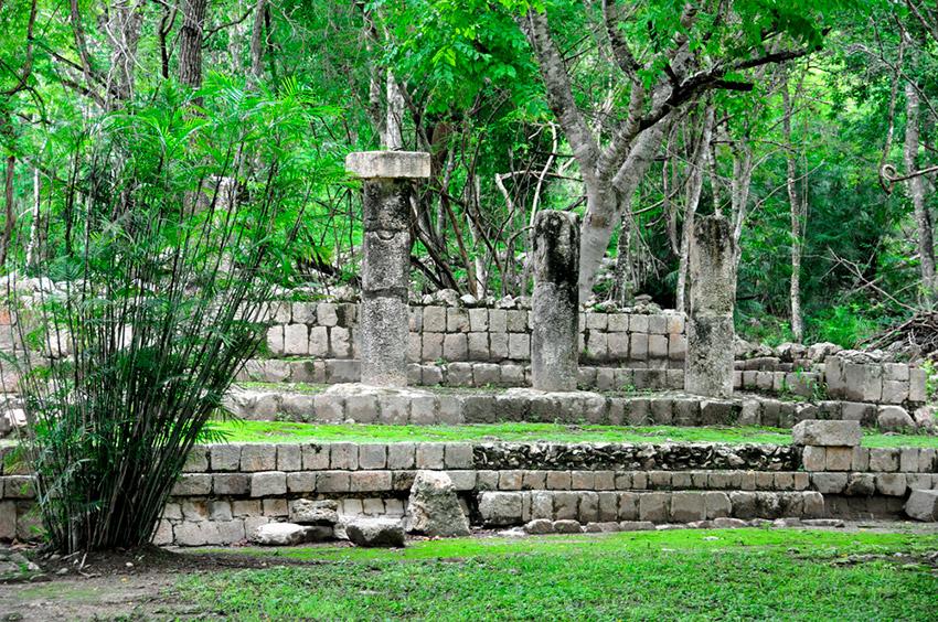 La Reserva de la Biosfera de Calakmul, una de las selvas húmedas en México