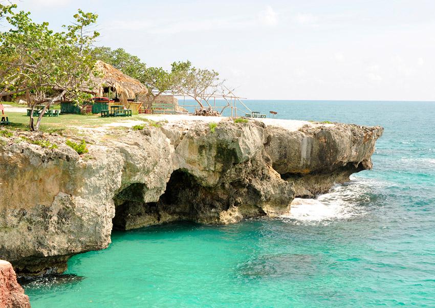 Negril, uno de los lugares que ver en Jamaica